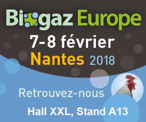 Retrouvez Cap Ouest Assurances au salon Biogaz Europe