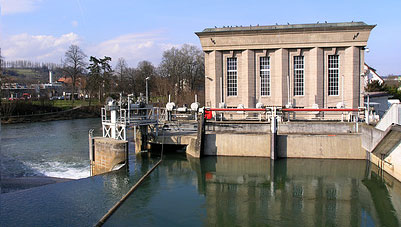 Assurance micro-centrale Hydroélectrique